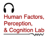 Logo of the Human Factors, Perception, & Cognition Lab