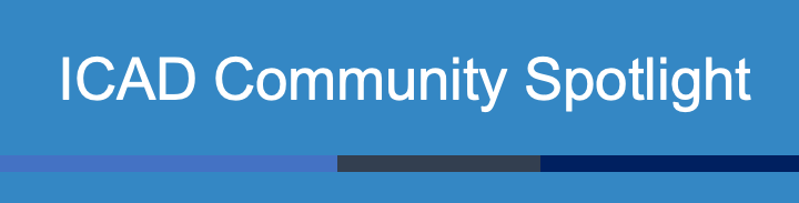 Community spotlight header