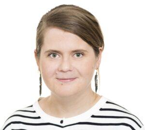 Headshot of Justyna Maculewicz